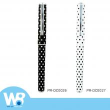 Flat tip big Dot water-based ballpoint pen