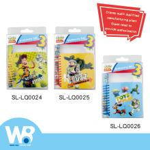 OEM-Toy Story Pocket Notebook Set